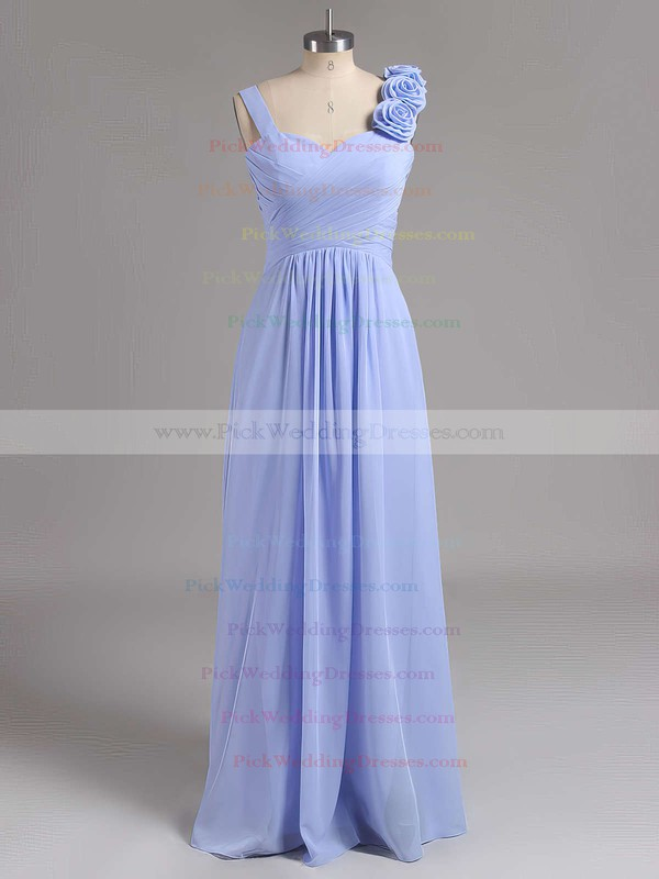 Online Lavender Chiffon A-line Ruffles Sweetheart Bridesmaid Dresses #PWD01012735