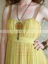 A-line Floor-length Chiffon Sashes / Ribbons Sweetheart Bridesmaid Dresses #PWD02018008